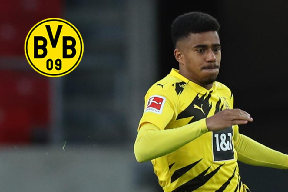 """BVB-Youngster Knauff mit Tacheles über Rassismus und seine Zukunft: """"Lust auf mehr"""""""