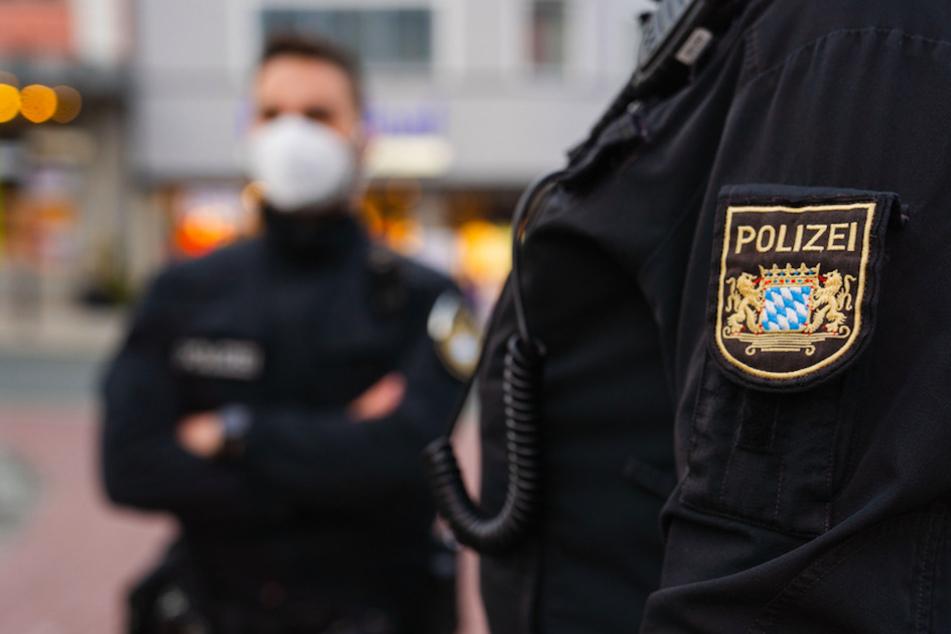 Die Polizei sucht nach dem Täter in Schwaben und hofft auf Hinweise aus der Bevölkerung. (Symbolbild)