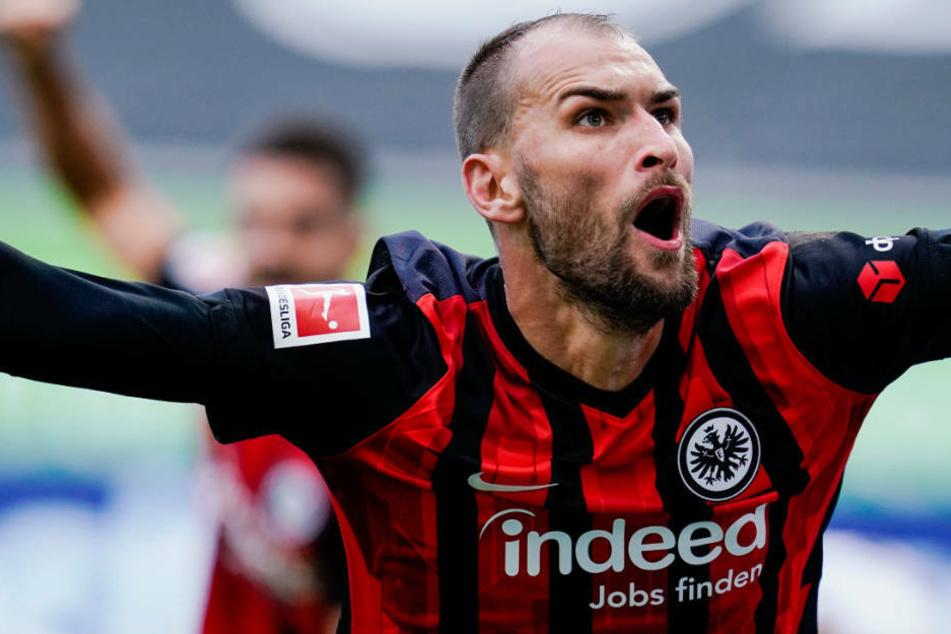 Jubelt Bas Dost (31) bald im Trikot des FC Brügge?