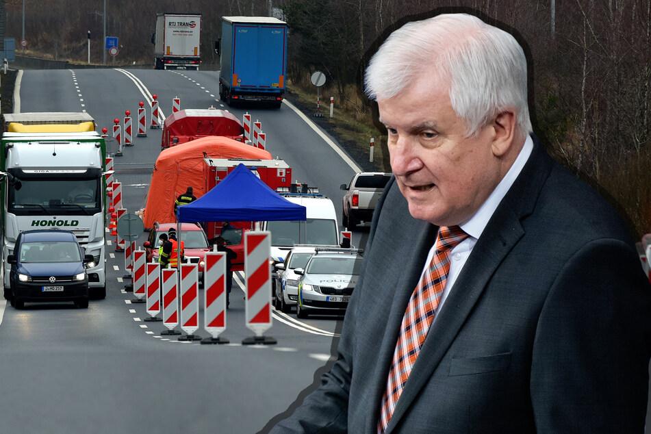 Horst Seehofer (71, CSU), Bundesminister für Inneres, Heimat und Bau, entschied, ab Sonntag Binnengrenzkontrollen zu Tschechien einzuführen.