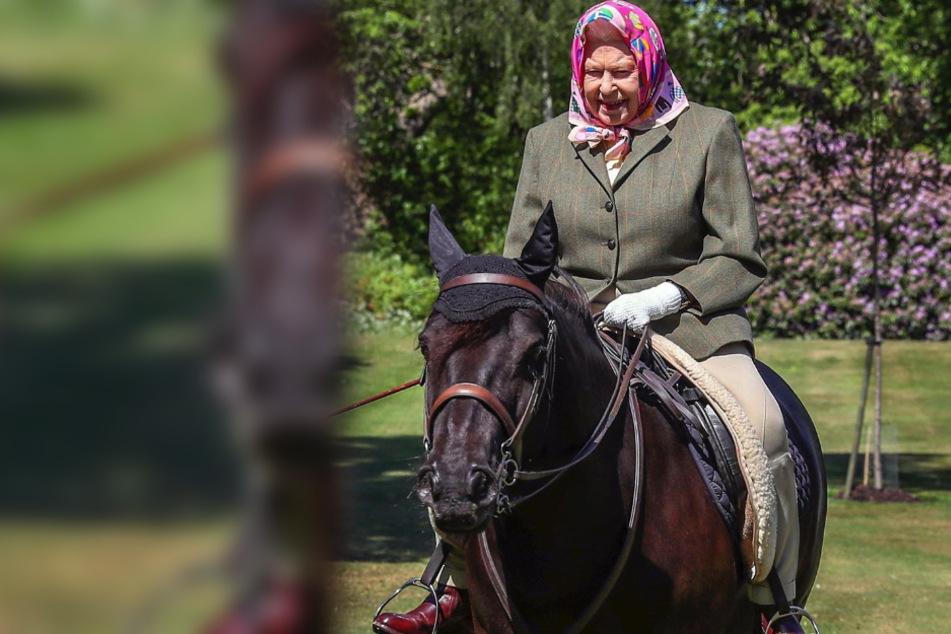 Queen Elizabeth nutzt Pfingsten für ihre Lieblingsbeschäftigung