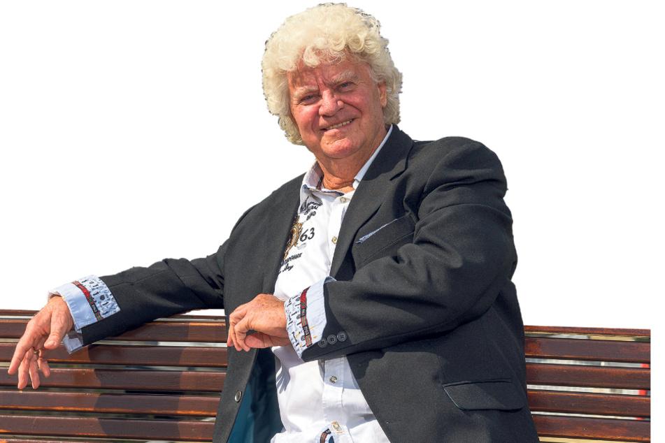 Festival-Chef Joachim Schlese (80) fiebert dem großen Jubiläum 2021 voller Zuversicht entgegen.