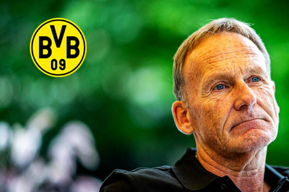 """BVB-Boss Watzke nach Pleite gegen Frankfurt mit deutlicher Kritik: """"Maßlos enttäuscht""""!"""