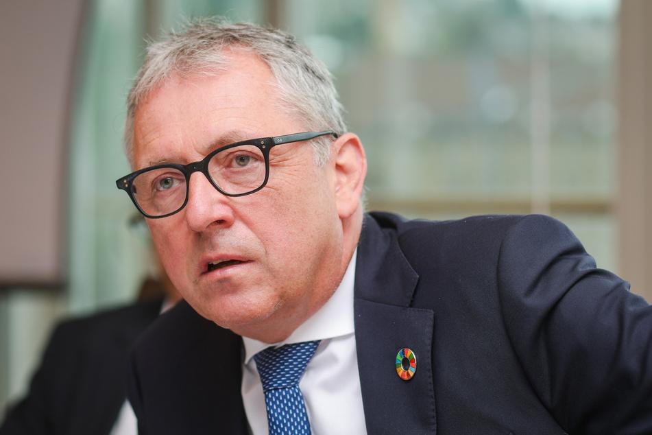Peter Kurz (SPD), Oberbürgermeister von Mannheim und Städtetagspräsident.