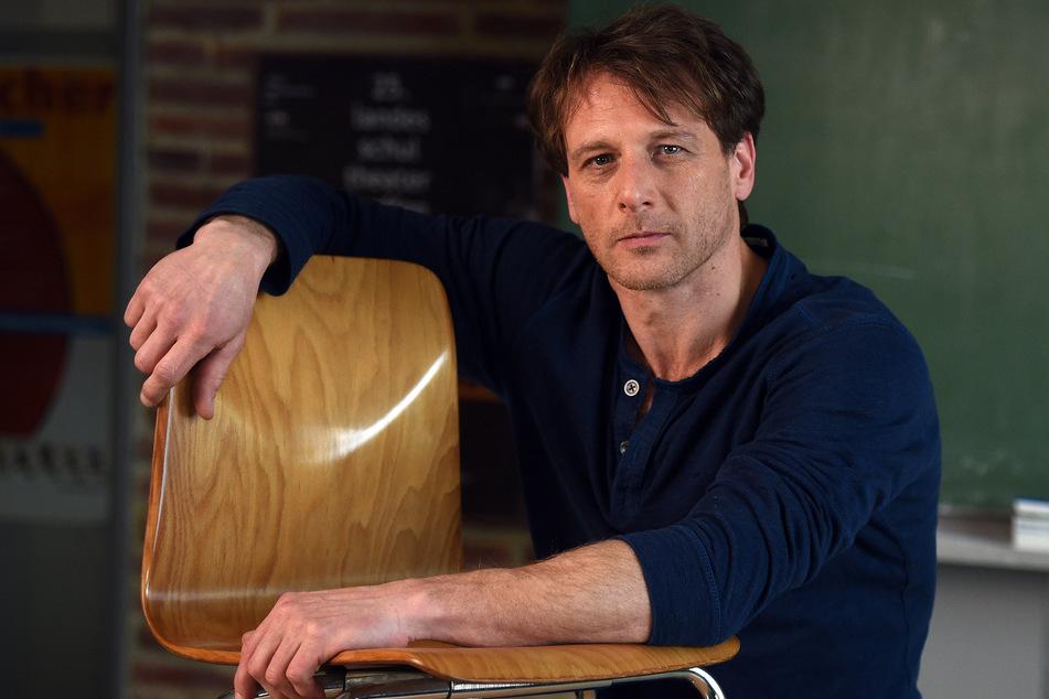 Macht Platz für Neues: Schauspieler Hendrik Duryn (53).