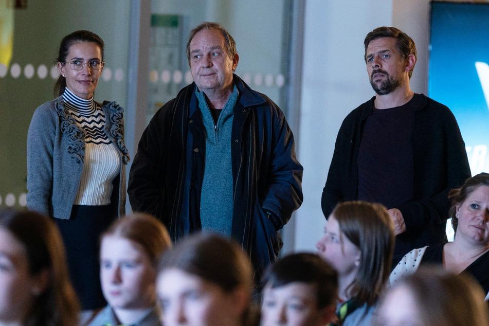 """Klaas Heufer-Umlauf (37, r.) verkörpert in der Comedy-Serie """"Check Check"""" nun bereits in der zweiten Staffel Jan Rothe."""