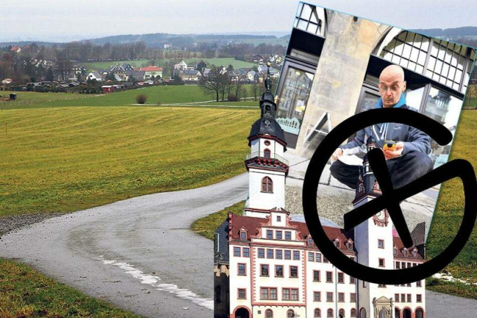 Vermessen! Vermesser verbannen Rathaus aufs Feld