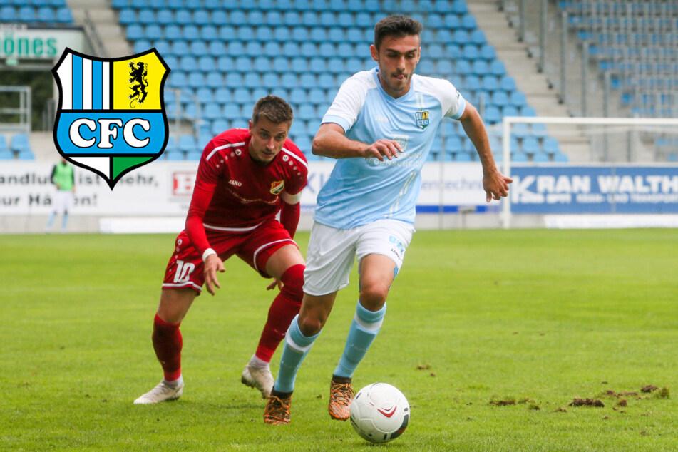 Kurzes Comeback beim CFC: Karsanidis erneut am Knie verletzt!