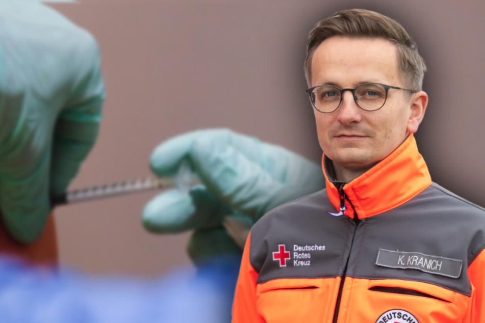 Vorzeitig! Erstes Impfzentrum in Sachsen geht in Betrieb
