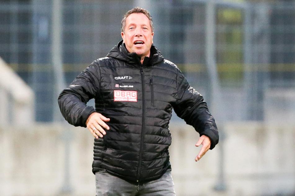 Dynamo-Coach Markus Kauczinski (50) wurde es in seiner Zeit in Dresden noch nie langweilig!