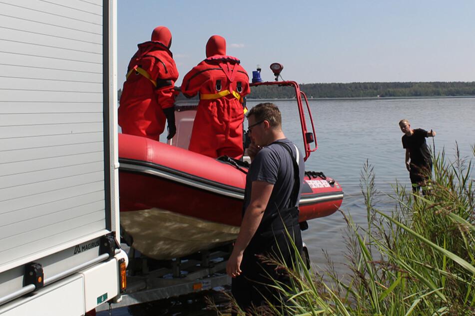 Tödlicher Badeunfall im Haselbacher See: Wer ist die Tote?