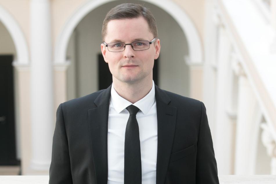 """Staatsanwalt Steve Schulze-Reinhold (40): Im Projekt geht es um """"strukturierte Verfolgung und Verdrängung zukünftig aufkommender krimineller Clanstrukturen."""""""