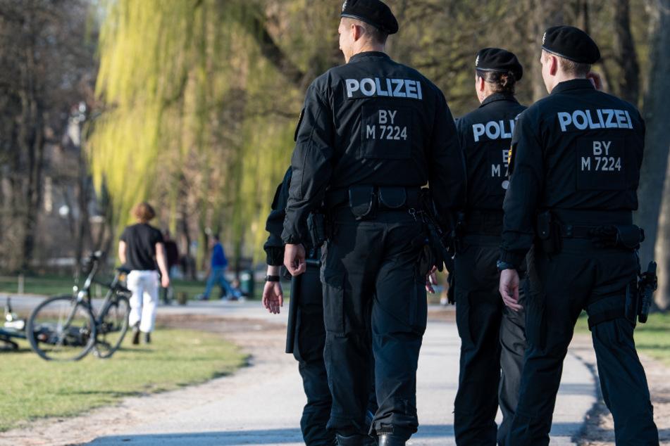 Knapp 5900 Kontrollen wurden von den Beamten in München und dem Landkreis durchgeführt. (Archivbild)