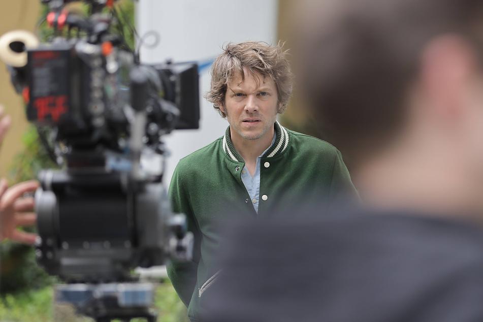 Der Schauspieler Steffen Schroeder (46) will neue Wege gehen.