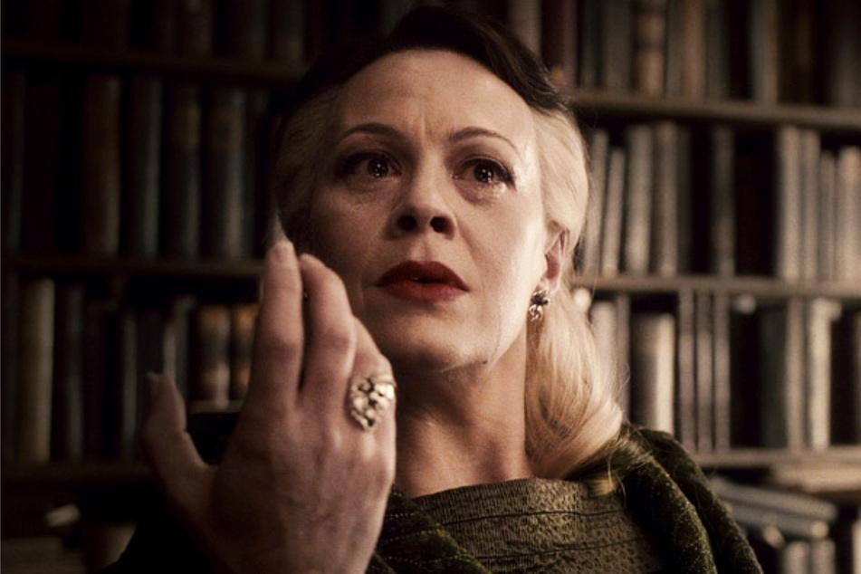 """Helen McCrory (†52) verkörperte in """"Harry Potter und der Halbblutprinz"""" und """"Harry Potter und die Heiligtümer des Todes"""" Narzissa Malfoy."""