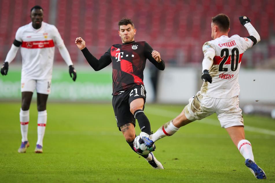 Lucas Hernandez (25, M.) würde Kylian Mbappé (22) gerne im Dress des FC Bayern München sehen.