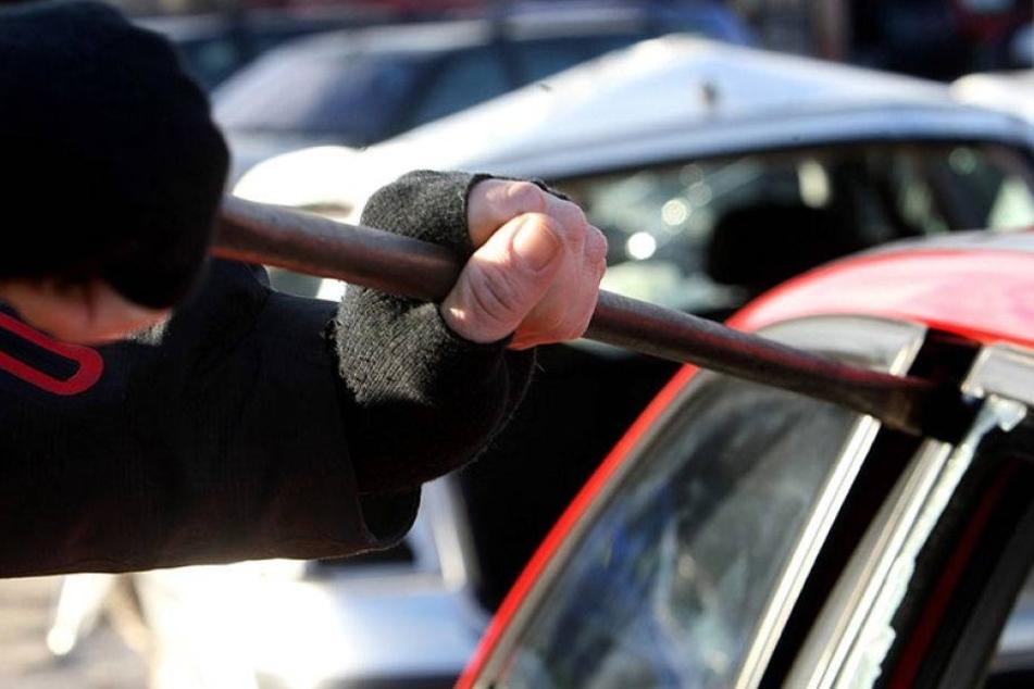Nach 48 Autoeinbrüchen: Ist der Täter endlich gefasst?