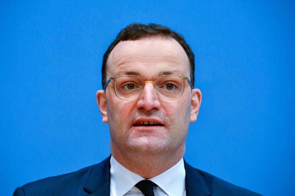 Bundesgesundheitsminister Jens Spahn (40, CDU) setzt auf einen baldigen Start von Impfungen gegen das Coronavirus.