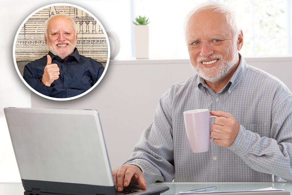 """""""Hide the pain Harold"""": Lebendes Meme spricht erstmals über seine Berühmtheit im Netz"""