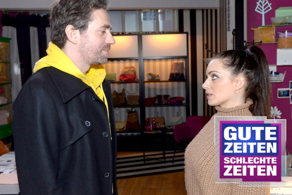 GZSZ: Diese GZSZ-Story sorgt für Kritik!