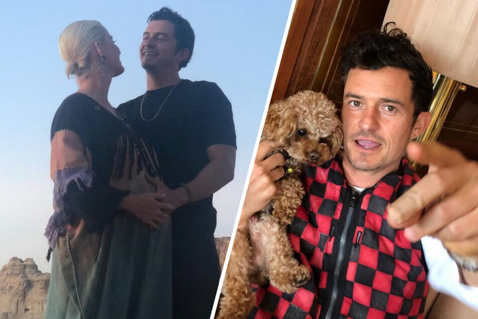 Orlando Bloom makes honest admission about sex life with Katy Perry