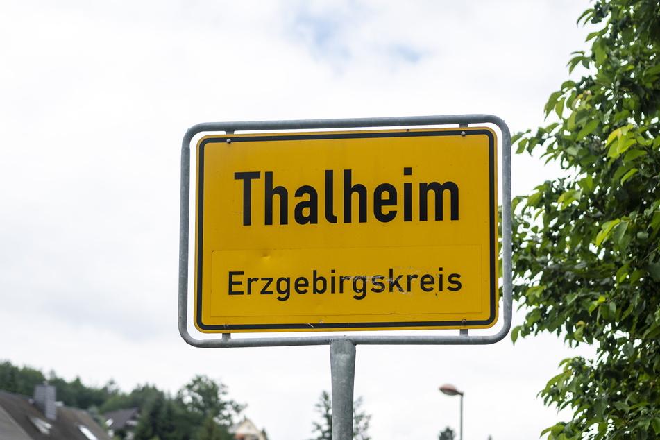 Thalheim beantragte den Abriss des Geheges für die Wolfshunde.