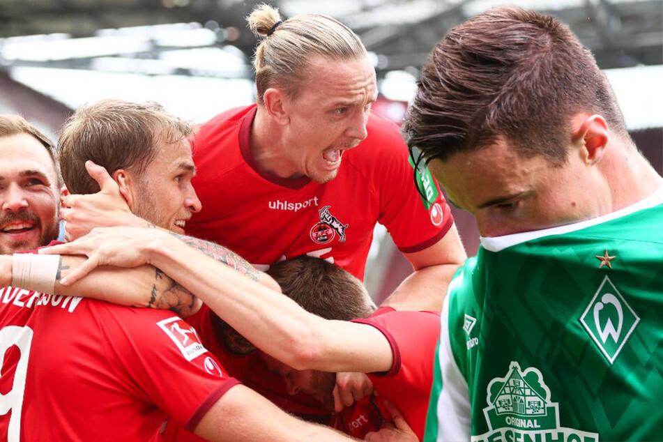 Bundesliga-Liveticker: Bremen steigt ab, Köln rettet sich in die Relegation, Jubel bei Union