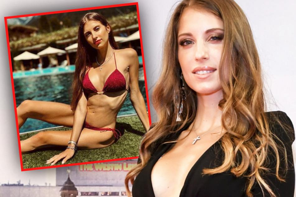 Cathy Hummels postet sexy Bikini-Bild und sorgt bei Followern für Aufregung