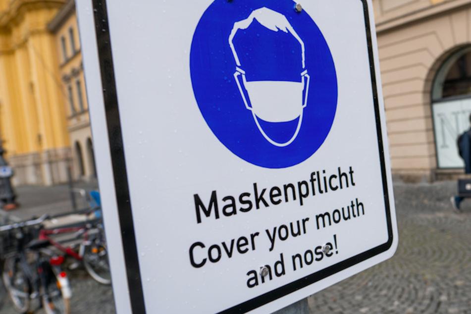 Streit wegen der Maskenpflicht im Supermarkt endet mit abgebrochenem Zahn