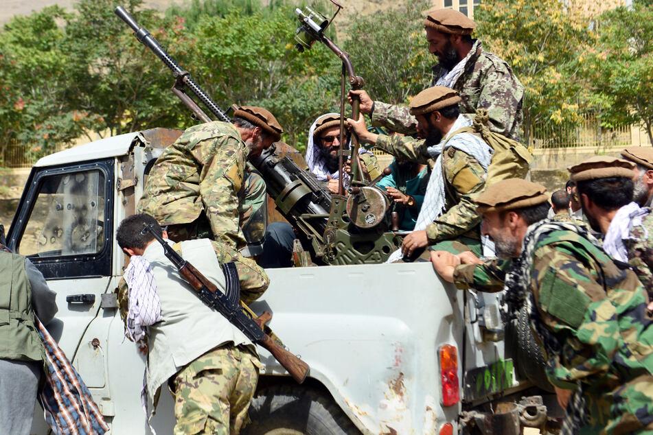 Widerstandskämpfer in Afghanistan: Taliban erleiden schwere Verluste