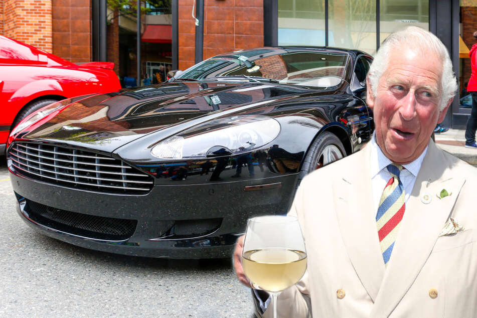 Classy gas! Prince Charles mocked after saying his car runs on wine and cheese