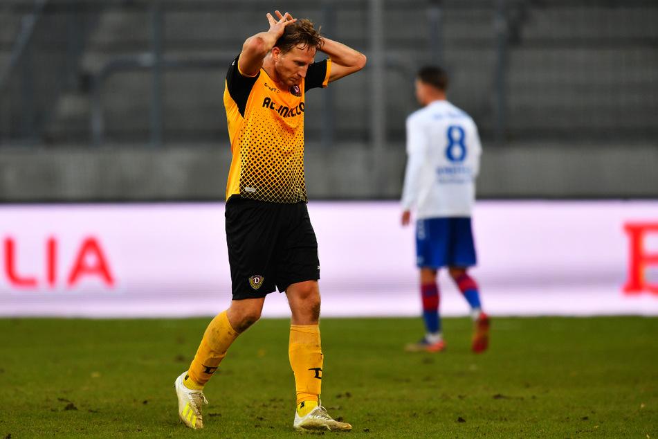 Marco Hartmann (32) brach am Donnerstag das Training ab. Er wird noch einige Tage länger ausfallen.