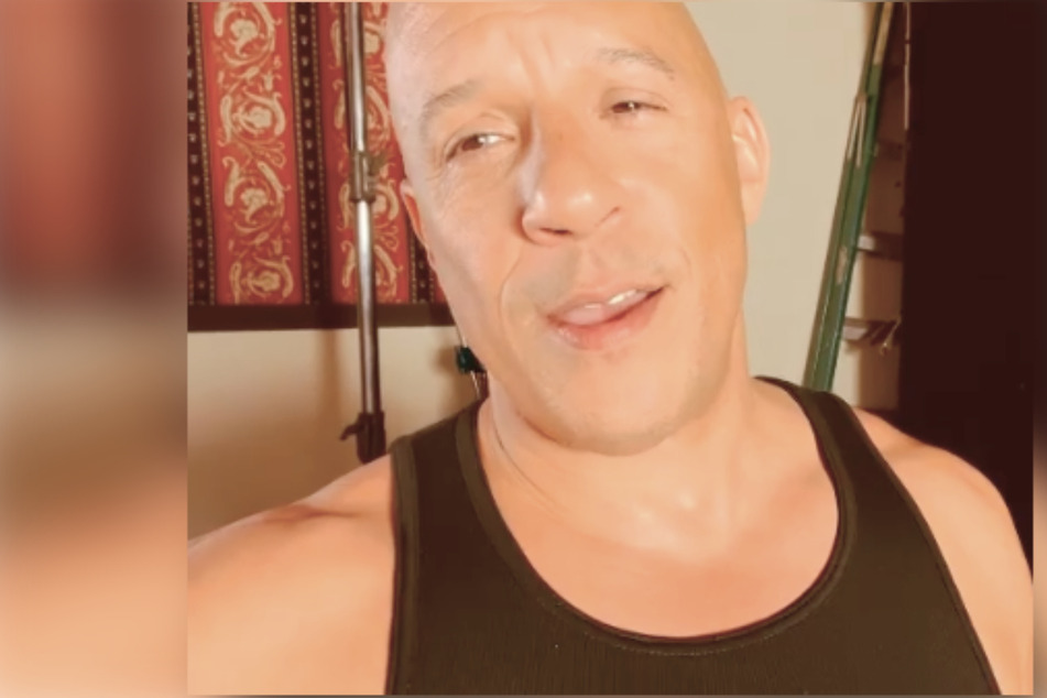 """Trouble in paradise: Vin Diesel's neighbors are furious with his """"abusive"""" displays"""