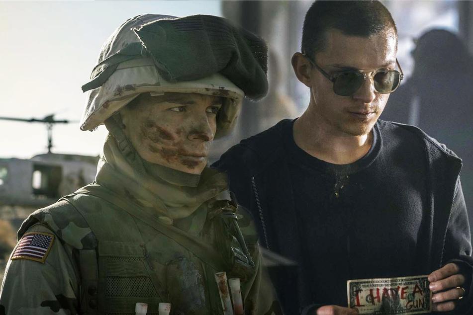 """""""Cherry"""": Junger Mann erlebt im Irakkrieg grausame Dinge, wird schwer drogenabhängig und kriminell!"""