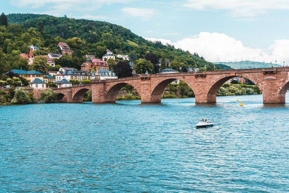 Die Wanderung auf dem Fernwanderweg Burgensteig beginnt bzw. endet in Heidelberg, einer der schönsten Städte Deutschlands.