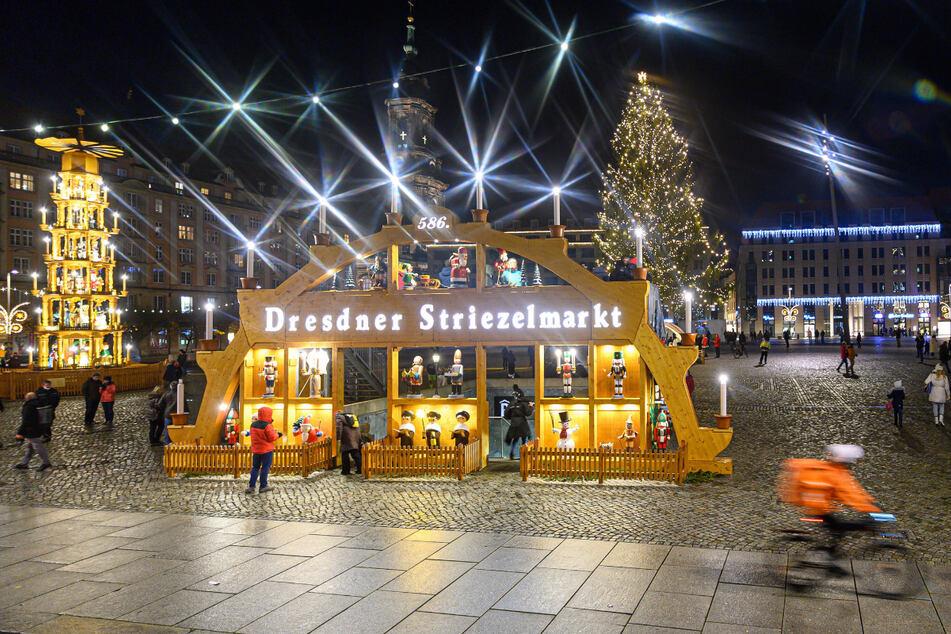 Dresden: Dresden leuchtet! So festlich zeigt sich die Stadt auch ohne Weihnachtsmärkte