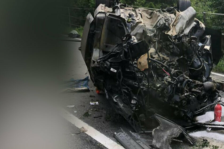Polizei entdeckt nach Unfall eines Mannes (60) die Leiche seiner Ehefrau: Das passiert nun mit ihm