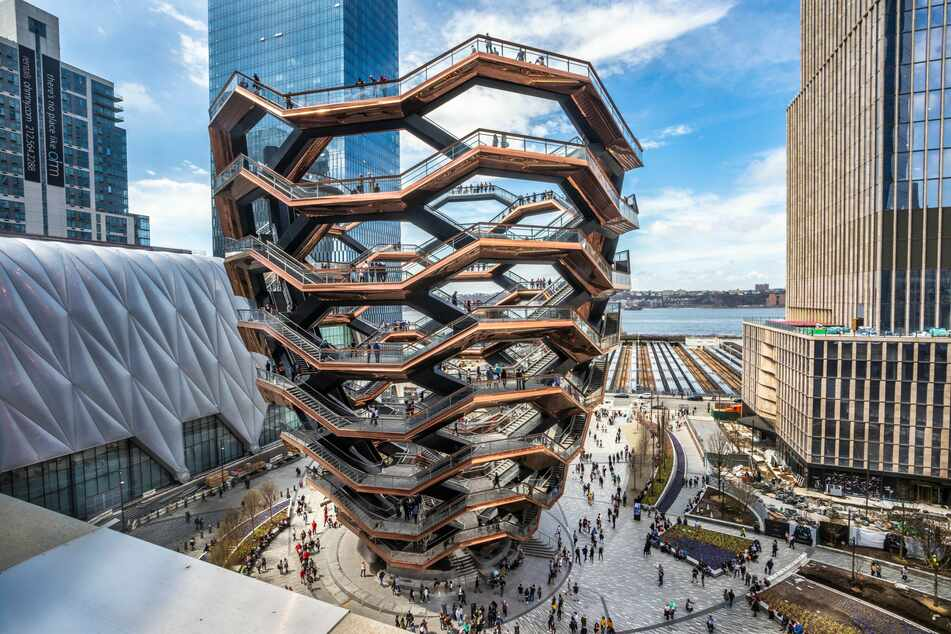The Vessel at Hudson Yards has been the site of three suicides within less than a year.