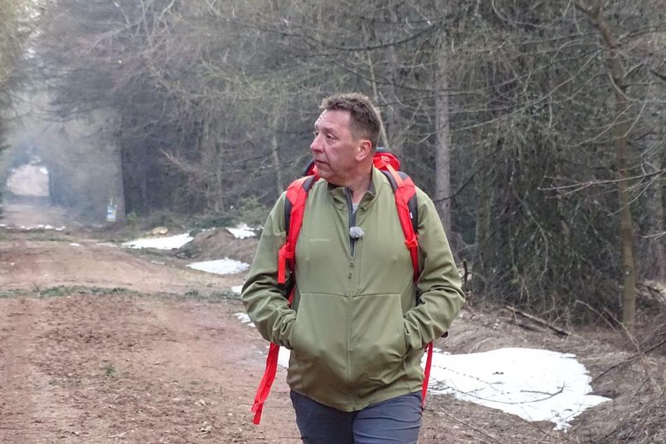 Thomas Böttcher wandert. (Archivbild)