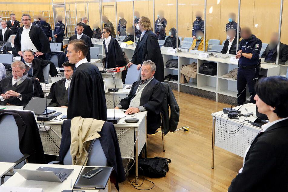 Wegen Corona: Mafia-Prozess wird erst Ende Oktober fortgesetzt