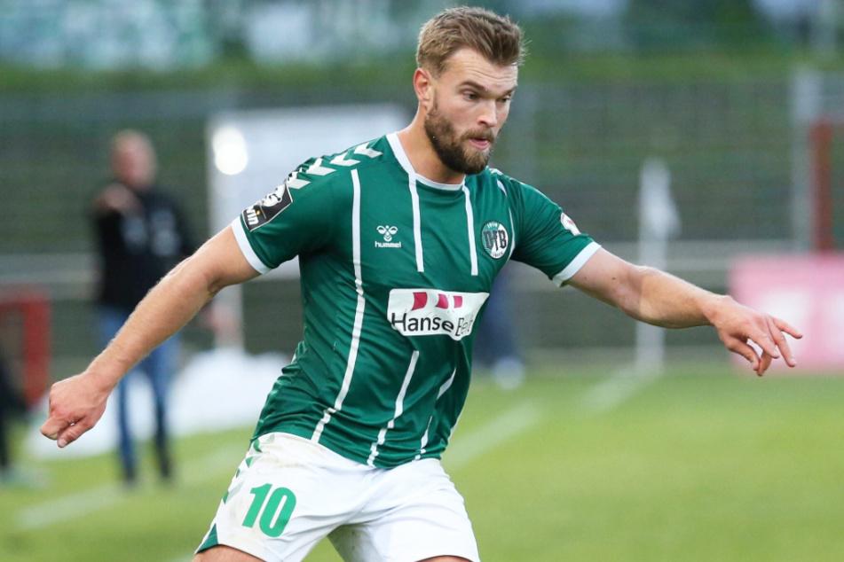 Der TSV 1860 München hat Yannick Deichmann (26) verpflichtet. Der Mittelfeldspieler stand zuletzt für den VfB Lübeck auf dem Rasen.