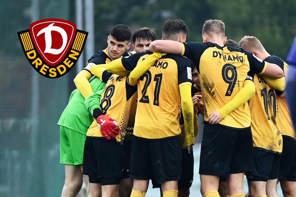 Spielt Dynamo im Sachsenpokal mit den Junioren gegen Bischofswerda?