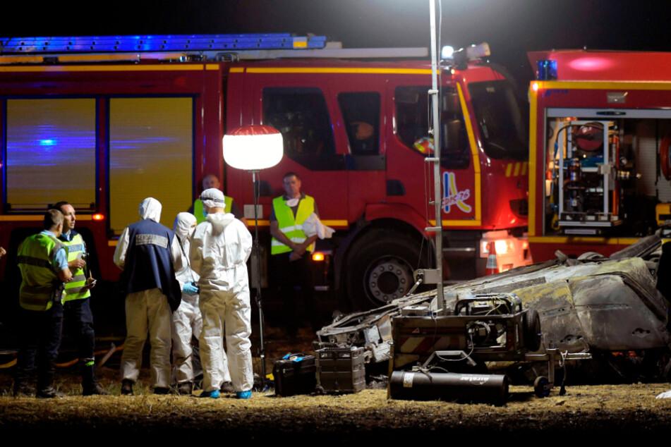 Schwerer Unfall in Frankreich mit fünf toten Kindern: Ursache steht fest!