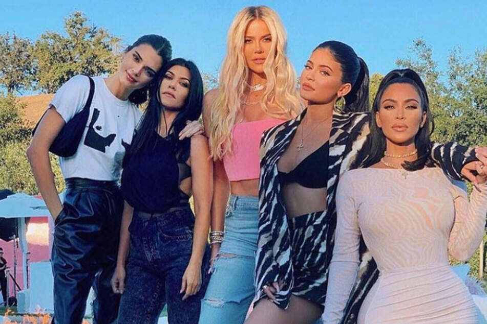 The Kardashians can't keep their cool after announcing the end of an era