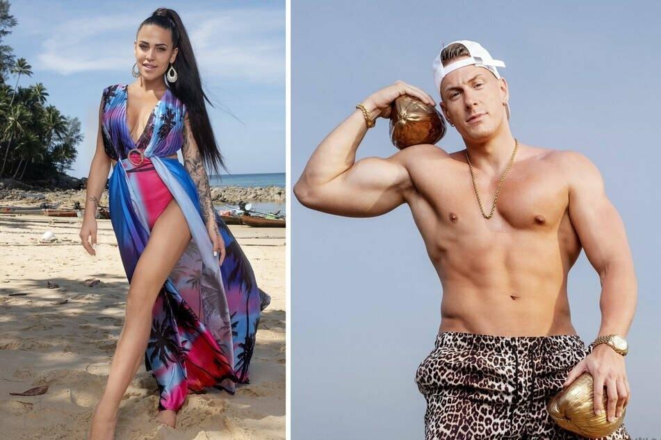 Auf jeden Fall noch dabei: Elena Miras (30) und Calvin Kleinen (29)
