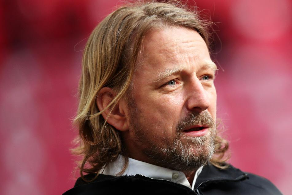Als Diamantenauge bekannt: Stuttgarts Sportdirektor Sven Mislintat (48).