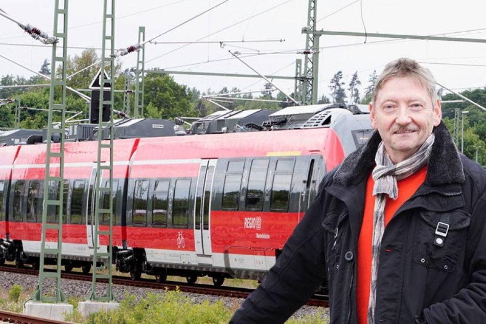 Fährt die S-Bahn bald nach Plauen?