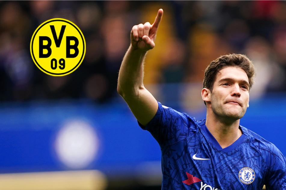 BVB jagt Außenverteidiger! Schnappt sich Dortmund einen Chelsea-Spieler?