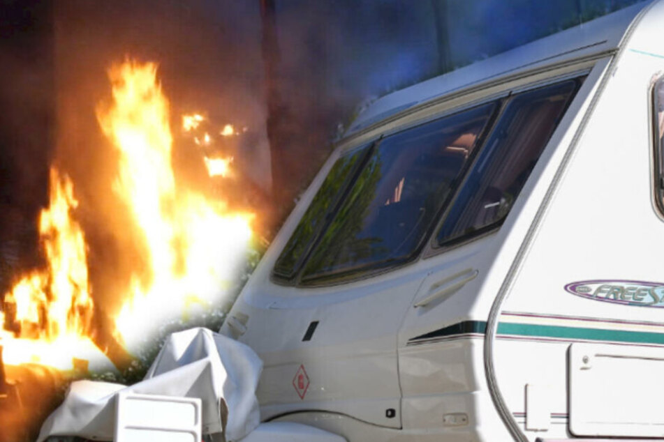 Brandanschlag auf Roma-Familie: Drei Angeklagte gestehen die Tat