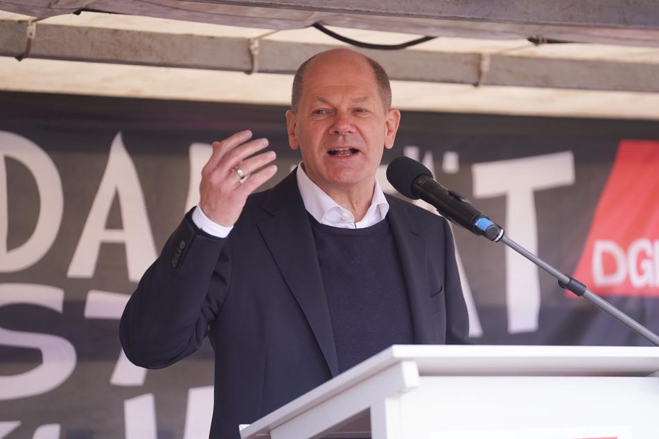 Am Sonntag entscheidet sich, ob Olaf Scholz (62) als Spitzenkandidat der SPD in Brandenburg zur Wahl gestellt wird.